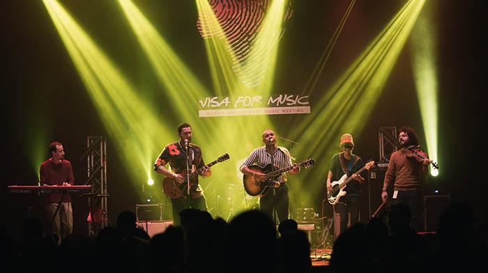 Showcase Visa For Music 2021
